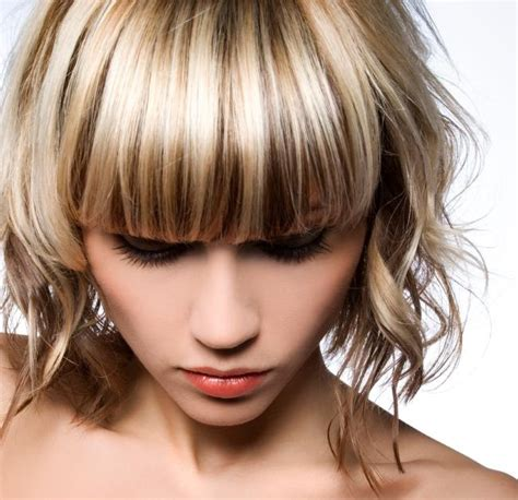lowlights hair color pics the gallery for gt blonde hair with chunky lowlights