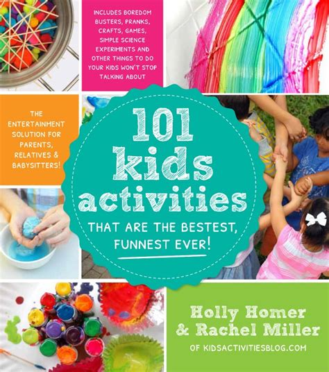 projects toddlers 101 activities to keep your children entertained