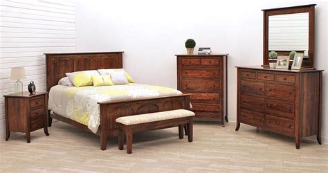 Shaker Bedroom Furniture Carlisle Shaker Bedroom Set Craft Furniture