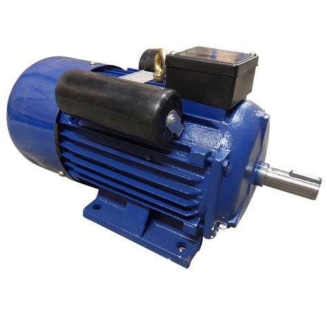 3hp Electric Motor by New 240v 2kw 3hp Electric Motor Single Phase 1400 Rpm 4 Pole