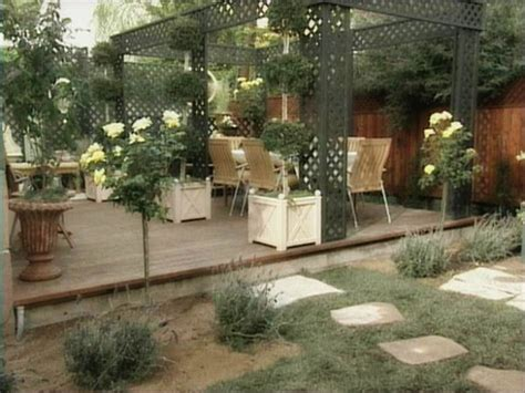 country style backyard furniture ideas