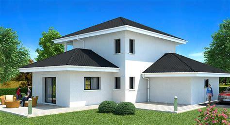constructeur de maison individuelle traditionnelle en rh 244 ne alpes maisons et chalets des alpes