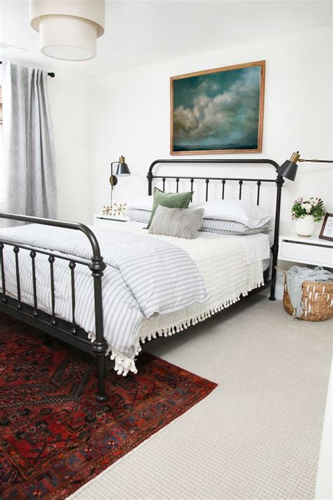 iron bed frame best 25 iron bed frames ideas only on metal