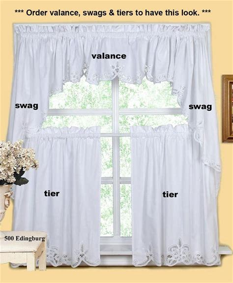 kitchen curtains valances white kitchen curtains valances white battenburg lace