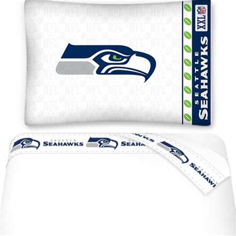 seahawks bed set nfl seahawks bed sheets seattle football sheet set