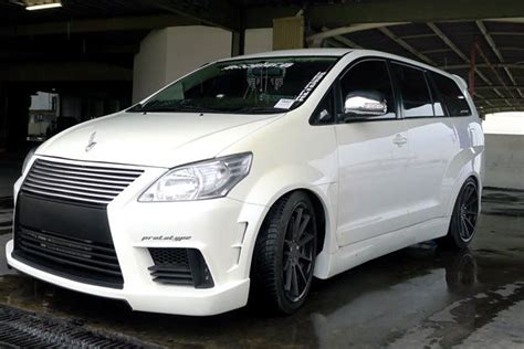 Modification Mobil Innova by Toyota Kijang Innova Diesel G A T 2009 Modification