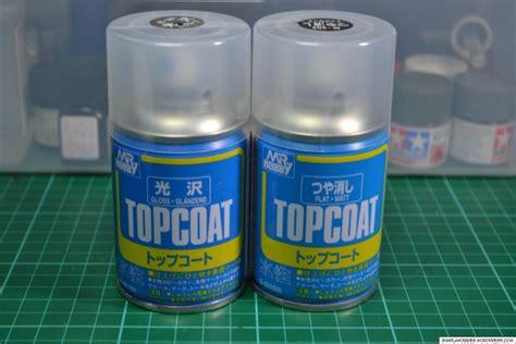 spray paint top coat gundam top coat guide giving your gunpla a fantastic