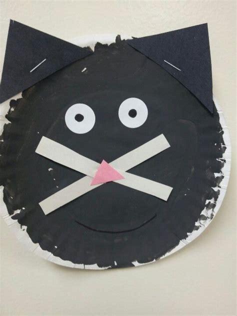 cat paper plate craft c week cat paper plate craft work