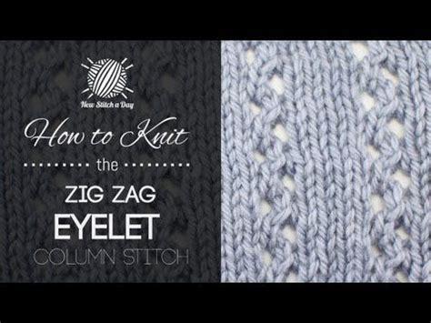 how to knit a zig zag blanket coleton s backup blanket how to knit the zig zag eyelet