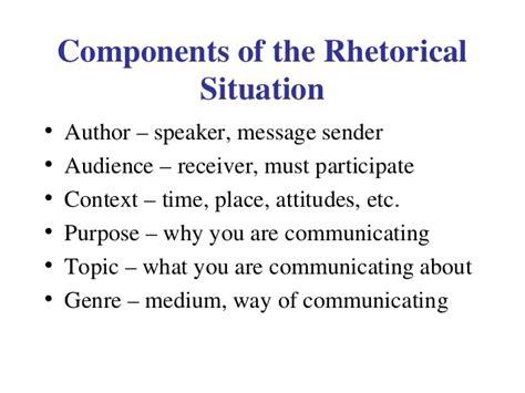 Authorization Letter Sample For Electric Bill rhetorical analysis essay rhetoric situation rhetorical