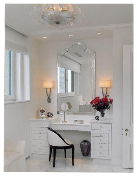Dressing Room Contemporary Bathroom Chicago By