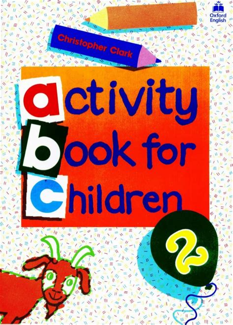 picture book activities oxford activity books for children book 2