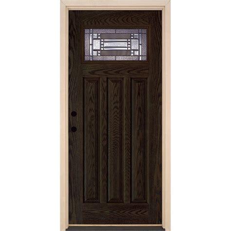 front doors home depot feather river doors 37 5 in x 81 625 in patina