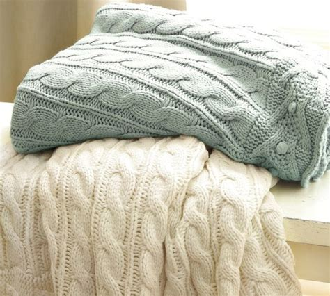 cable knit throw cable knit throw traditional throws by pottery barn