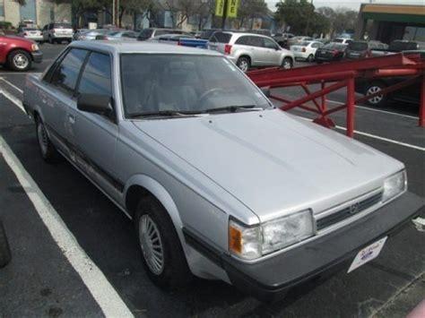 how it works cars 1992 subaru loyale on board diagnostic system 1992 subaru loyale data info and specs gtcarlot com