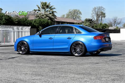 Audi S4 Tires by Audi S4 Custom Wheels Stance Sc1 20x10 0 Et Tire Size