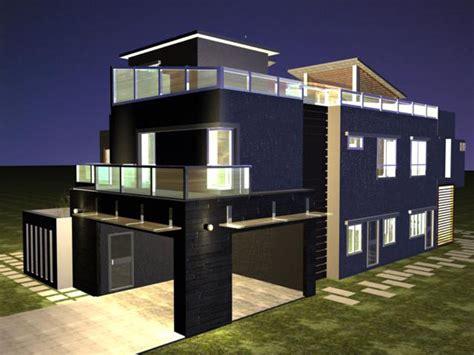 modern house plans design modern house plans 3d