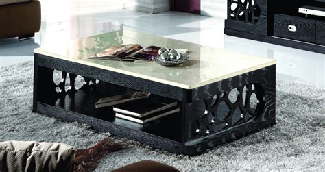 living room coffee table sets coffee tables ideas modern black marble coffee table set