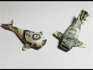 dollar bill origami koi dollar bill origami koi dollar fish money origami