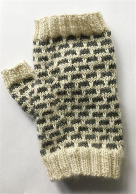 mosaic knitting byhandbyjean