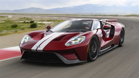 2017 Ford Gt 1 4 Mile by 2017 Ford Gt Drive Race Winning Purity You Can