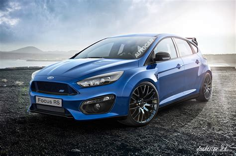 2015 Ford Focus Rs by 2016 Ford Focus Rs Nasioc