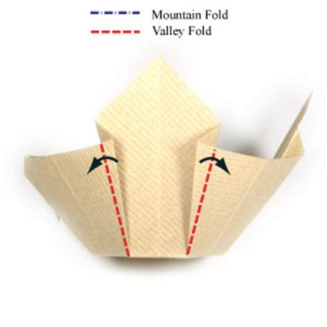 easy origami bowl how to make a 3d origami bowl page 7