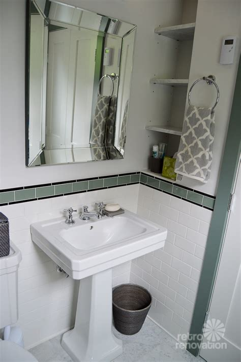 1930 bathroom design s 1930s bathroom remodel classic and retro
