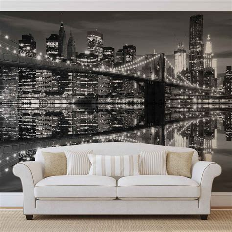 wall mural from photo new york city wall mural photo wallpaper 1819dk ebay