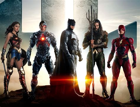 justice league new justice league trailer is an explosive union of dc s