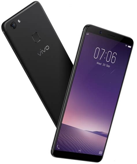 vivo v7 vivo v7 with 24mp front view display