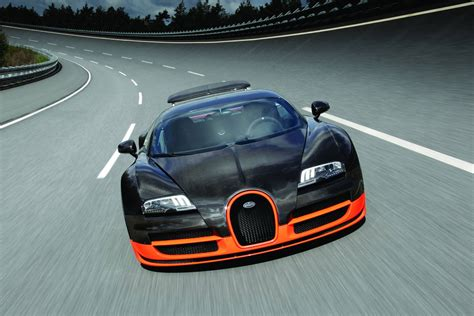 Bugati Vayron by Bugatti Working On New Veyron With 1 600hp Forcegt