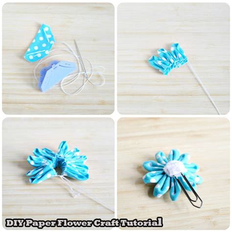paper flower craft tutorial paper flower craft tutorial android apps on play