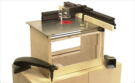 veritas woodworking veritas 174 router table system valley tools