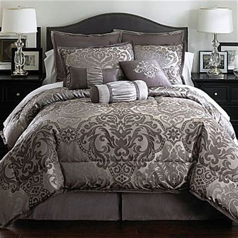 comforter sets at jcpenney richmond 7 pc comforter set jcpenney home goodies