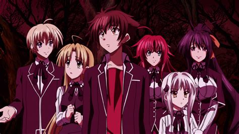 highschool dxd the of fallen a high school dxd review