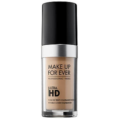 makeup forever make up for ultra hd invisible cover foundation