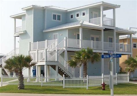mustang island rentals the port a house company