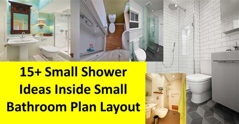 small bathroom layouts with shower 15 small shower ideas inside small bathroom plan layout