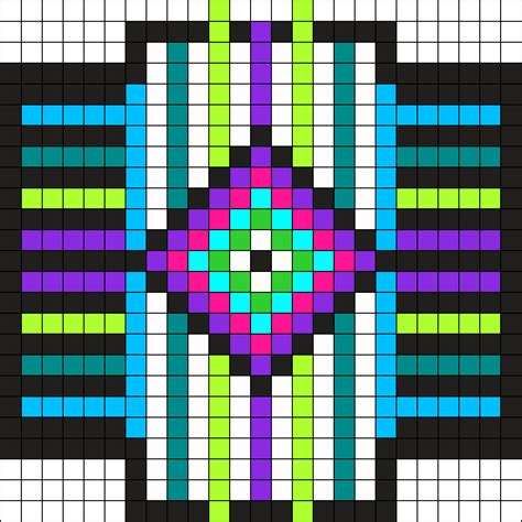 perler bead patterns easy perler bead pattern bead sprites simple fuse bead