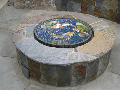 glass for pit glass mosaic pit cover