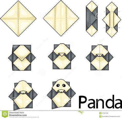 origami panda panda origami pandas your meme