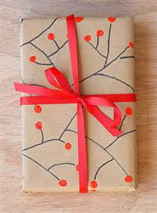 wrapping paper crafts cherry decorated wrapping paper easycraftsforchildren