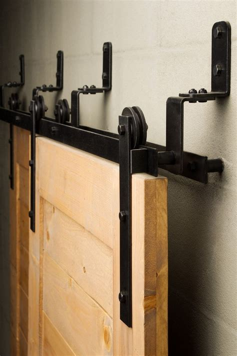 barn door lock hardware best 25 bypass barn door hardware ideas on