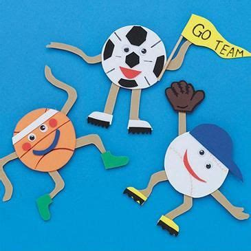 sports crafts for best 25 sport themed crafts ideas only on