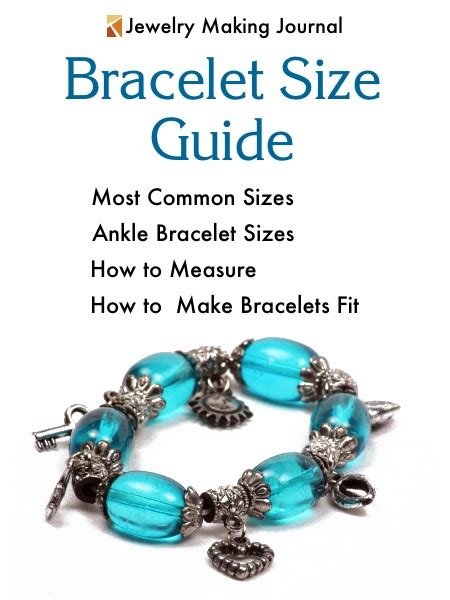 how to make a stretch bracelet with bracelet sizes guide jewelry journal