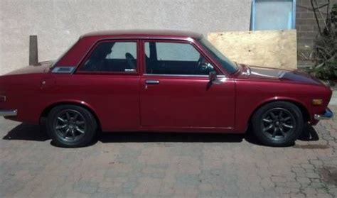 Datsun 510 Coupe For Sale by Ka24det Swapped 1971 Datsun 510 Coupe Bring A Trailer
