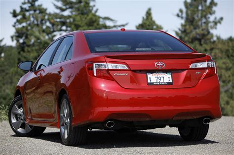 2012 toyota camry first drive photo gallery autoblog