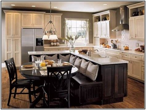island kitchen table combo marvelous kitchen island table combination islands with regarding designs 19 dreamingincmyk
