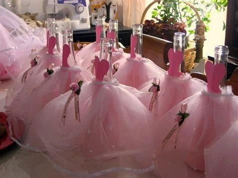 centerpieces for 15 anos table bottle dressed centerpieces quinceanera sweet 16